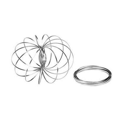 Jeu-Magic-Ring-Hoops-Argent