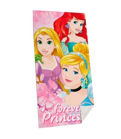 Princesses-Disney-Serviette-Plage