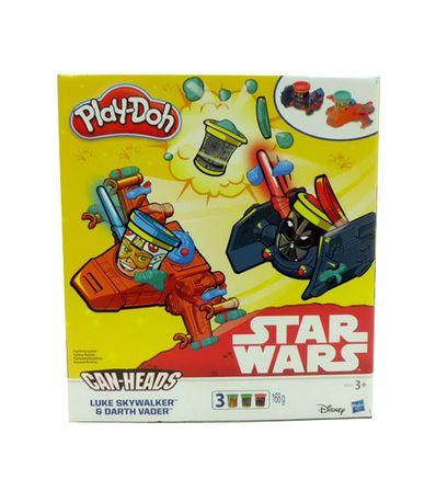 Play-Doh-Star-Wars-Luke-Skywalker-et-Darth-Vader