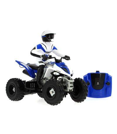 Quad-Yamaha-Raptor-700R-Bleu-R---C