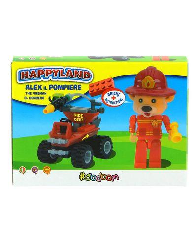 Happyland-Alex-le-pompier