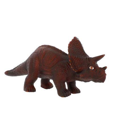 Dinosaure-avec-des-sons-Triceratops-Brown
