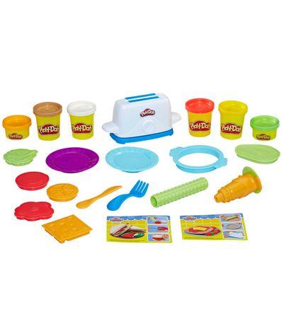 Play-Doh-Grille-Pain-Amusante