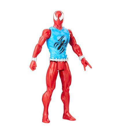 Spiderman-Titan-Hero-Figure-Scarlet-Araignee
