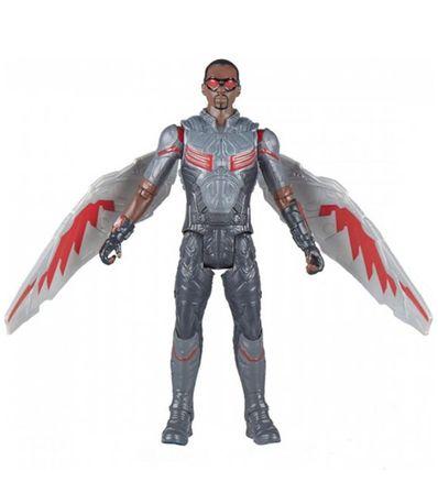 Falcon-Avengers-avec-Gem-et-accessoire