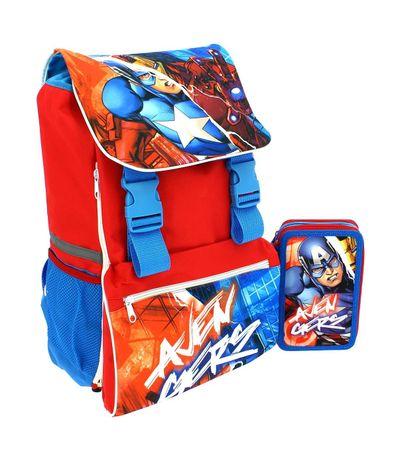Le-sac-a-dos-Avengers-avec-triple-etui