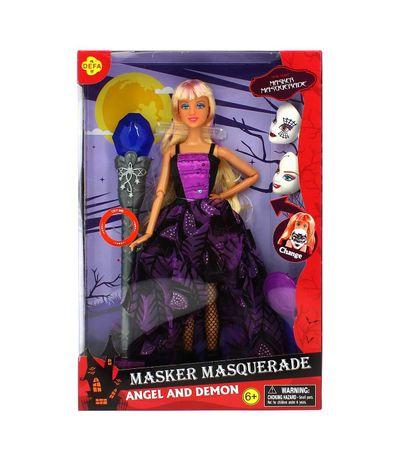 Muñeca-Masker-Masquerade-Lila