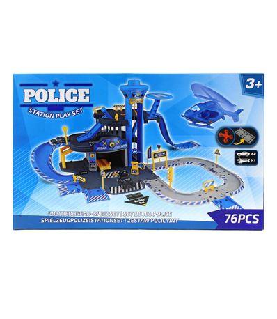 Parking-Estacion-Policia