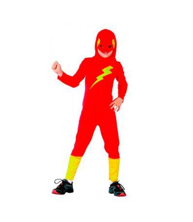 Foudre-Hero-Costume-enfant-8-10-ans