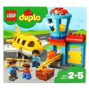 Lego-Duplo-Aeropuerto