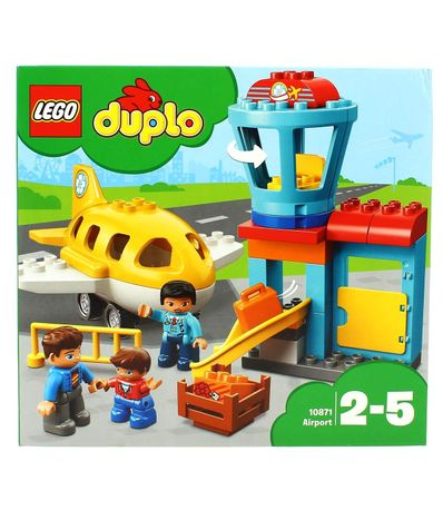 Lego-Duplo-Aeroporto
