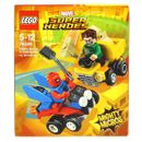 Lego-Marvel-Super-Herois-Spiderman-VS-Sandman