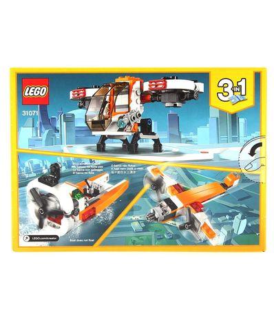 Lego-Creator-Drone-de-Exploracao