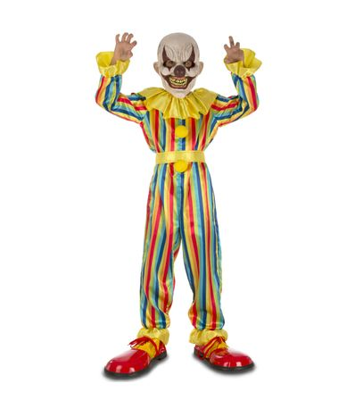 Clown-Costume-enfant-Terrifiant