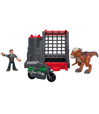 Jurassic-World-Imaginext-Owen-con-Stygimoloch