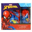 Spiderman-Sandwichera-con-Cantimplora