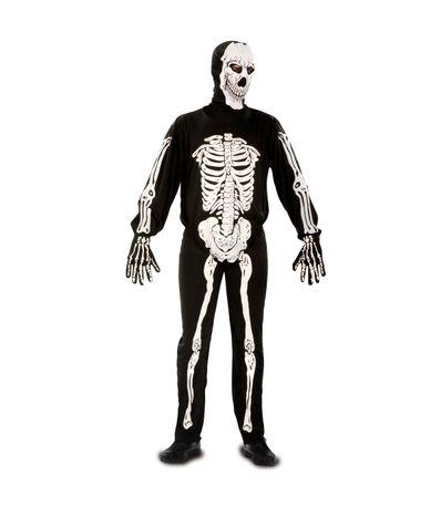 Disfarce-Esqueleto-Homem