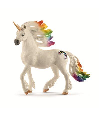 Figura-Unicornio-Arcoiris-Semental