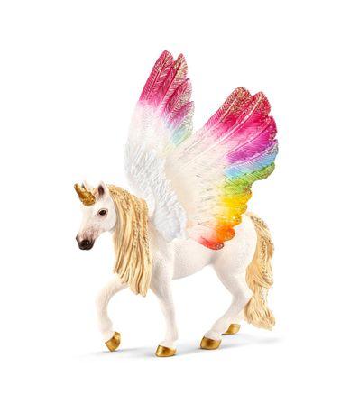 Figura-de-Unicornio-Arcoiris-Alado