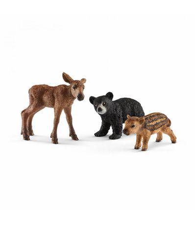 Filhotes-Figuras-Forest-Animals