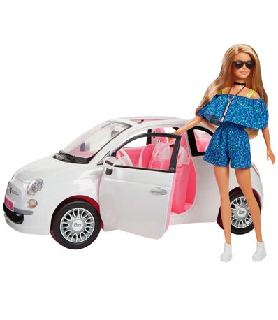 Barbie-e-o-seu-Fiat-500