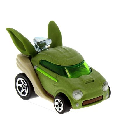 Vehicule-Hot-Wheels-de-Star-Wars-Yoda