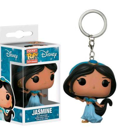Funko-Pop-Porte-cles-Jasmine