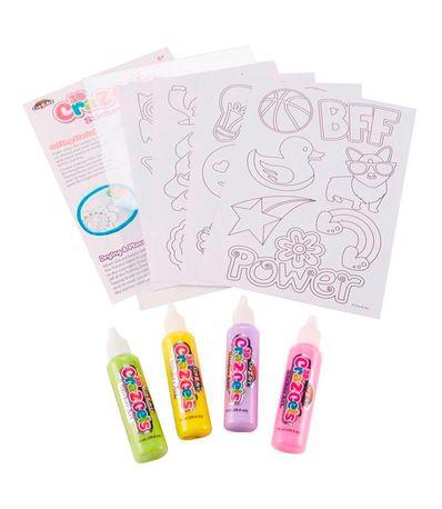 Cra-Z-Art-3D-Sticker-Art-Pop-Colors
