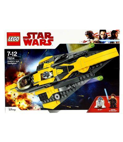 Lego-Star-Wars-Caza-Estelar-Jedi-de-Anakin