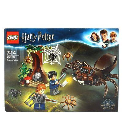LEGO-Harry-Potter--O-Covil-de-Aragog