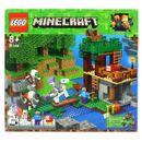 Lego-Minecraft-Ataque-dos-Esqueletos