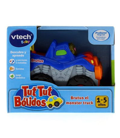 Tut-Tut-Bolido-Brutus-el-Monster-Truck