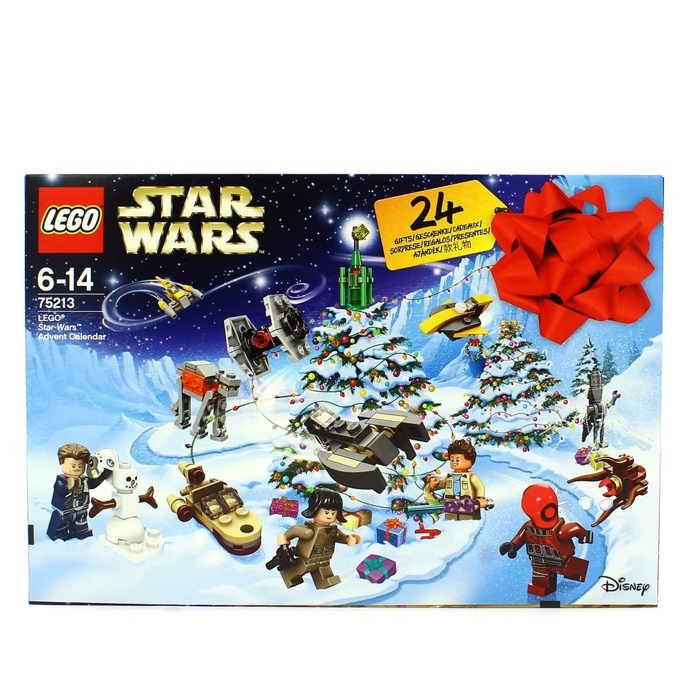 Lego Calendrier.Calendrier De L Avent Lego Star Wars 2018