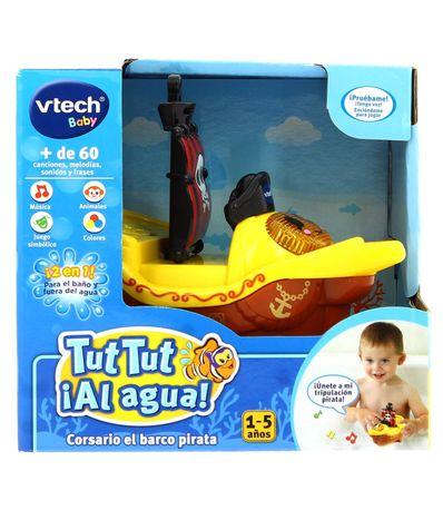 Tut-Tut-Al-Agua-Crosario-el-Barco-Pirata