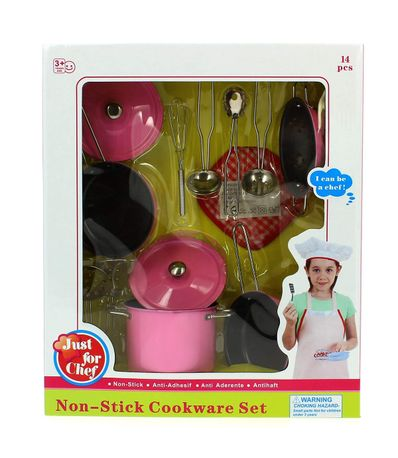 Conjunto-de-Cocina-Rosa-14-Piezas