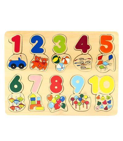 Puzzle-Bois-Numeros