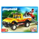 Playmobil-Pick-up-avec-Racing-Quad