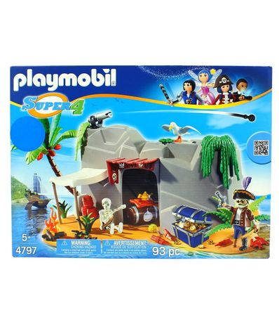 Playmobil-Super4-Caverne-des-pirates