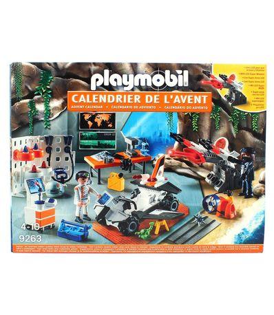 Playmobil-Calendario-de-Adviento-Agentes-Secretos