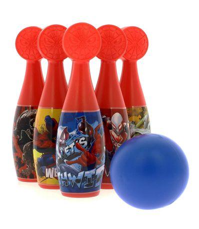 Spiderman-Jogo-de-Bowling