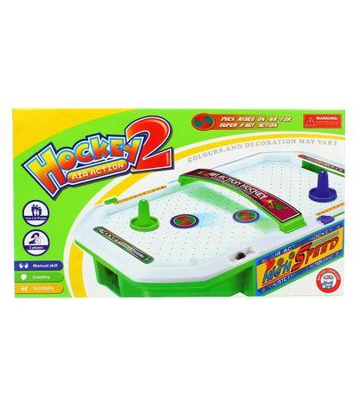 Juego-Hockey-Discos