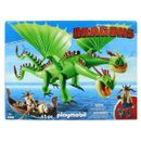 Playmobil-Dragons-2-Cabezas-con-Chusco-y-Brusca