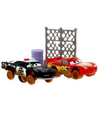 3-voitures-Pack-2-Locos-Cars-Lightning-McQueen-et-APB
