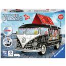 Puzzle-3D-Volkswagen-Food-Truck