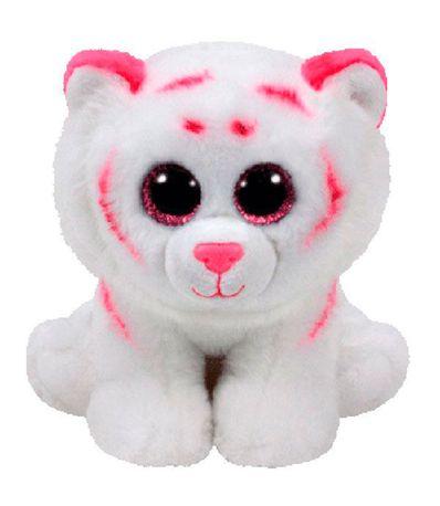 Beanie-Boo-s-Tigre-Rosa-de-Peluche-de-15-cm