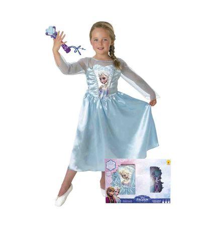 Frozen-Disfraz-Elsa-con-Micro-TL