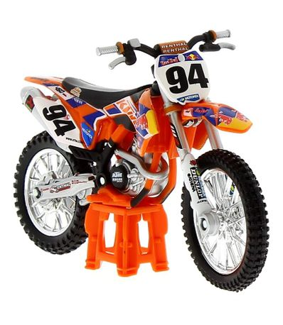 Moto-Miniatura-Red-Bull-KTM-450-SX-E-N5-Escala-1-18