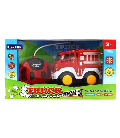 Voiture-RC-Camion-Pompiers-pour-Enfants