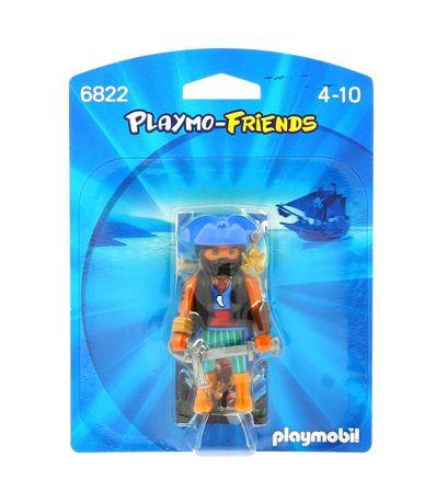 Playmobil-Pirate