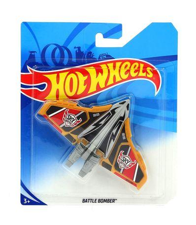 Hot-Wheels-Avion-Battle-Bomber